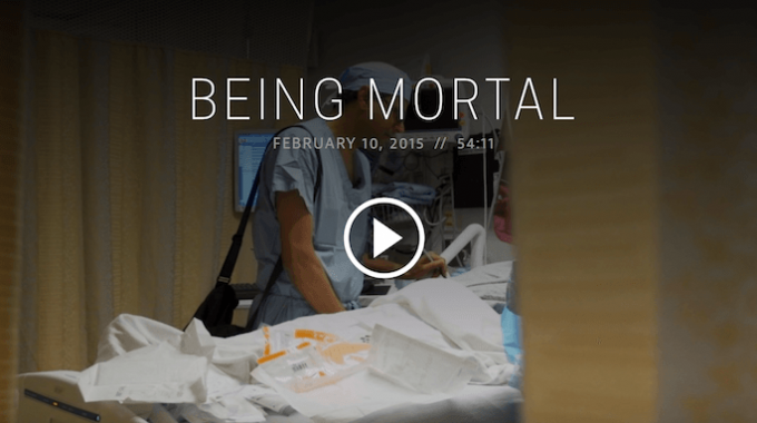 Being Mortal PBS